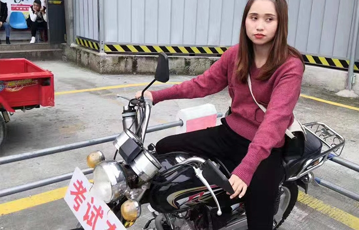 江北摩托车驾校